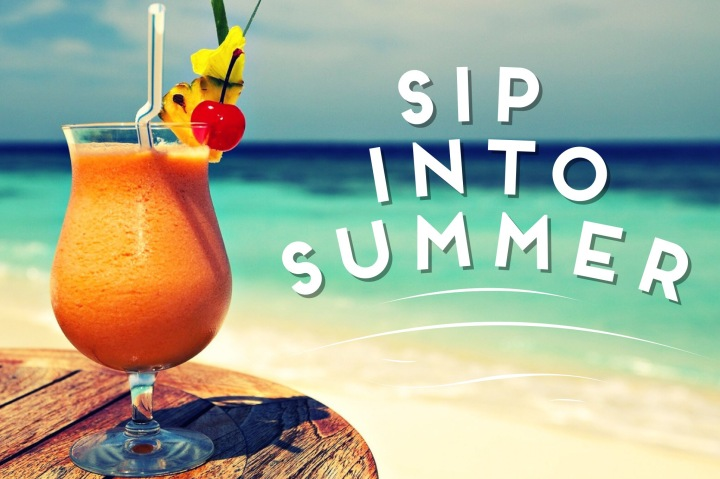 Sip into Summer