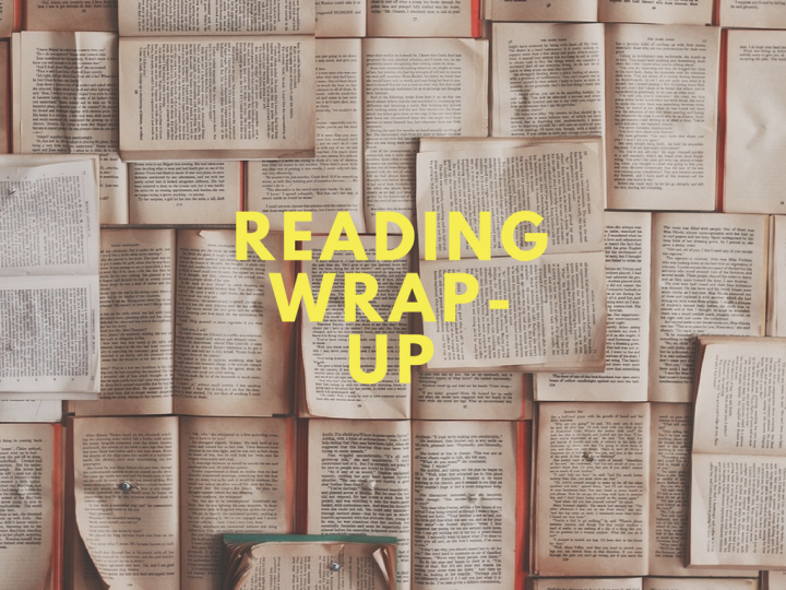 Reading Wrap-Up