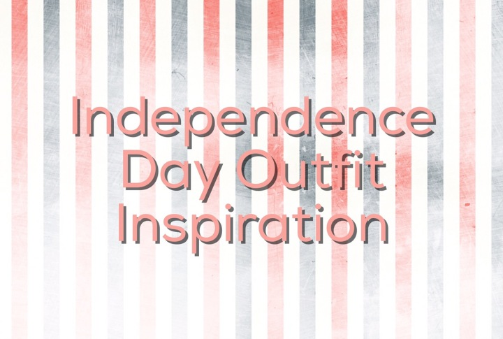 Red, White & Blue: Independence Day Outfit #1